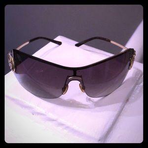 Gucci GG 2273/S Logo Wrap Aviator Sunglassea